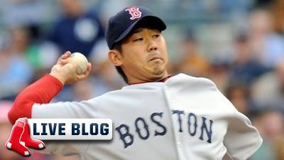 Daisuke Matsuzaka Pitches Red Sox to Much-Needed Win