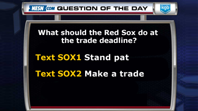 What Should Red Sox Do at Trade Deadline?