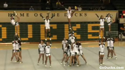 Despite Recent Ruling, Competitive Cheerleading Should Still Qualify As Sport
