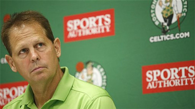 Danny Ainge Chooses Present Over Future By Re-Signing Ray Allen and Paul Pierce