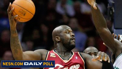 Will Shaquille O'Neal Help the Celtics Win Banner 18?