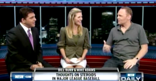 Comedian Bill Burr Boasts His Boston Roots on NESN Daily ...