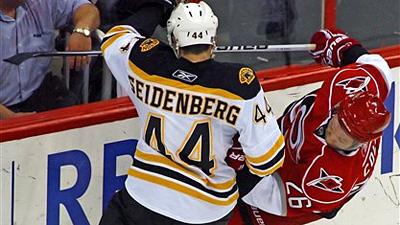 Bruins' Blue-Line Presence Should Continue to Improve With Dennis Seidenberg