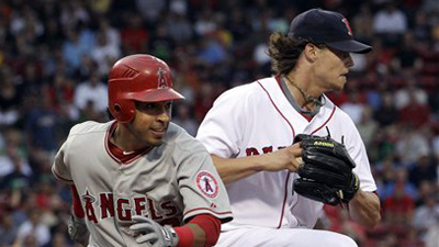 Clay Buchholz Serves As Silent Warrior in Red Sox Victory Packed With Excitement