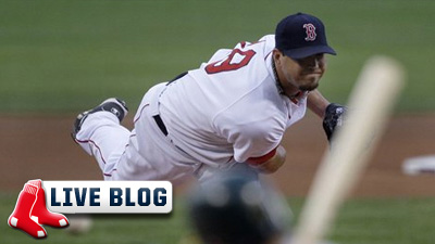 Red Sox Live Blog: Sox, Mariners Rained Out, Rescheduled for Doubleheader Wednesday
