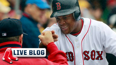 Red Sox Fizzle in Finale of Homestand