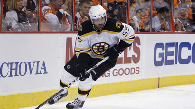Johnny Boychuk Ready to Become Defensive Leader for Bruins This Season