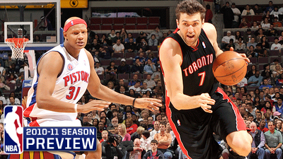 Toronto Raptors Must Redefine Themselves Without Chris Bosh, Hedo Turkoglu