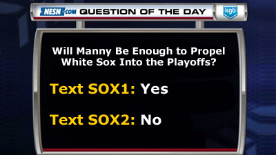 Will Manny Ramirez Be Enough to Propel White Sox Into Playoffs?
