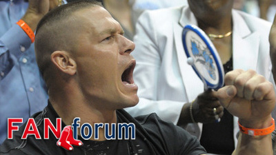 Is John Cena Breaking Code of Sports Fans by Rooting for Boston Rivals?