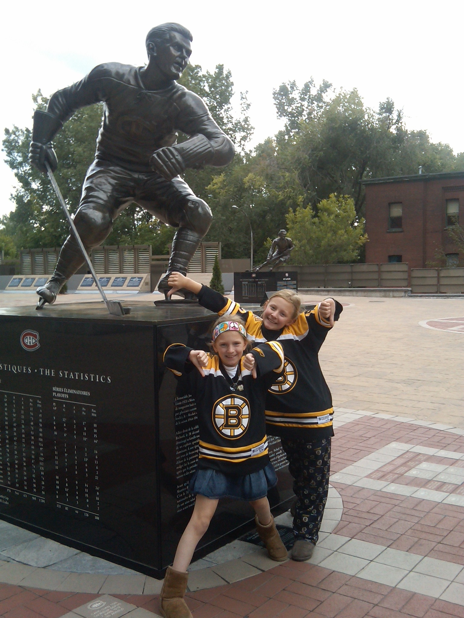 No Better Way to Kick Off Bruins Preseason Than to Journey Across Enemy Lines