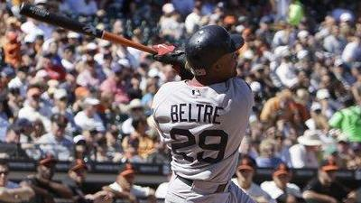 Adrian Beltre's Wrist a Non-Issue as Red Sox Finish Up Season