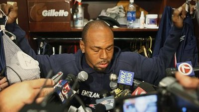 Kevin Faulk Keeps Spirits High, Will Remain With Team to Fulfill Captain's Duties