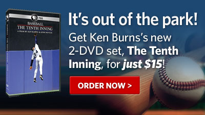Get Ken Burns''The Tenth Inning' Baseball Documentary Featuring the Red Sox for $15