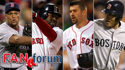 Which Red Sox Player's Stock Has Risen the Most This Season?