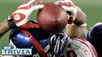 Test Your Knowledge About Patriots' Super Bowl Villains