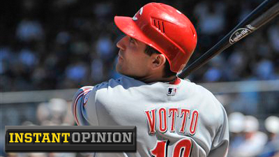 Albert Pujols Should Beat Joey Votto for National League Most Valuable Player Award