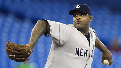 Yankees Clinch Playoff Berth With CC Sabathia's 21st Win of 2010