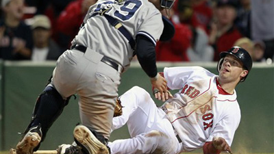 Red Sox and Yankees Split Sloppy Doubleheader With 'Spirited' Ending
