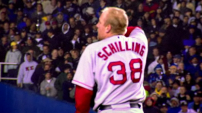 ESPN's 'Four Days in October' Premeiring Tuesday Night With Exclusive Clips of Curt Schilling's Ankle