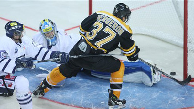 Bruins Look to Carry Momentum From 7-1 Victory Into Opening Weekend Against Coyotes