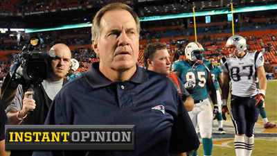 Bill Belichick Could Show St. George's Football Program the Meaning of Fearless