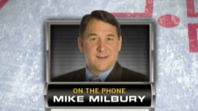 Mike Milbury Thinks NHL Trips to Europe Have Been Unsuccessful Experiment