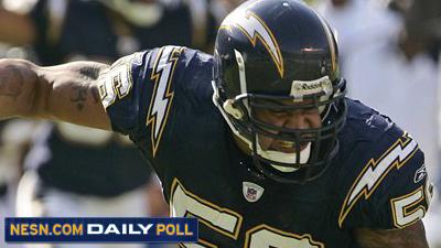 Should the Patriots Take a Flier on Shawne Merriman?