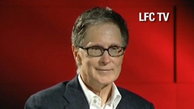 John Henry and NESV Partners Thrilled That Liverpool FC Deal Is Complete