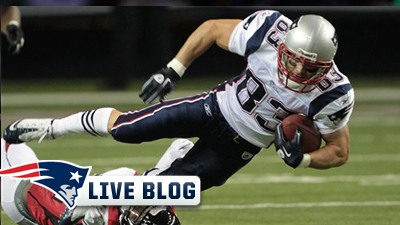 Patriots Survive Crazy Scare in San Diego