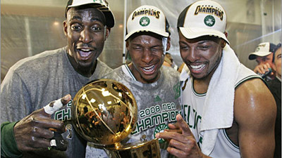 Top 25 Things That Need to Happen for Celtics to Win 2011 NBA Championship