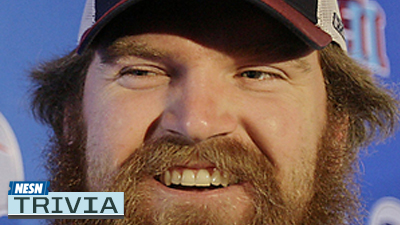 Test Your Knowledge of Patriots Guard Logan Mankins