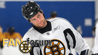 Fan Forum: How Will You Remember Dennis Wideman's Career With the Bruins?