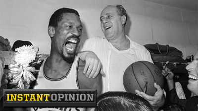 Bill Russell Deserves a Boston Monument Like Bobby Orr's Statue, Ted Williams' Tunnel