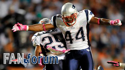Fan Forum: Which Area of the Patriots' Defense Has Been the Biggest Surprise This Season?