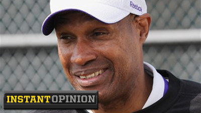 Leslie Frazier's Toughest Job Will Be Getting Brett Favre to Fade Graciously Into Sunset