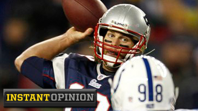 Tom Brady's Fourth-Quarter Offense Was Weakest Link in Patriots' Nail-Biting Win Over Colts