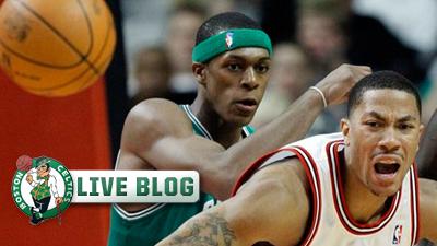 Celtics Live Blog: Rose, Hinrich Fuel Huge Statement Win for Bulls