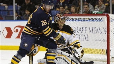 Tuukka Rask the Recurring Star for Bruins in Season Series With Sabres