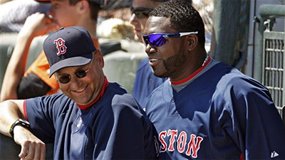 Terry Francona Likely Sticking With David Ortiz ... For Now