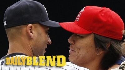 Bromance Rekindled as Hideki Matsui Returns to Derek Jeter, Yankee Stadium