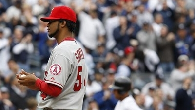 Ervin Santana Claims Yankees and Red Sox Get Better Calls from Umpires