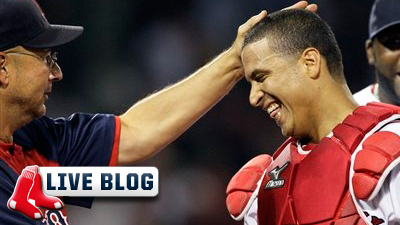Red Sox Live Blog: Rays Hang On, Top Sox 6-5