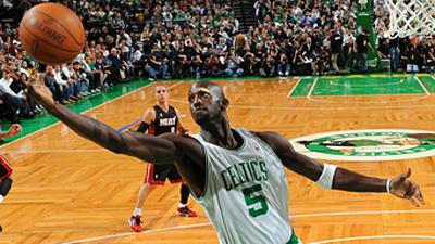 Minus Kevin Garnett, Celtics Must Find Way to Handle Heat