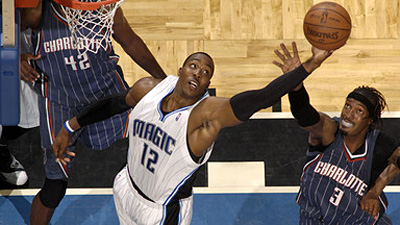 Magic's Dwight Howard Wins Second Straight Defensive Player of Year Award