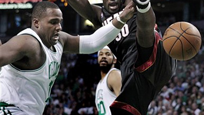Glen Davis Hoping to Bring Energy as Replacement for Kevin Garnett