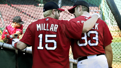 Boston Excited to Welcome Kevin Millar Back to Red Sox Family