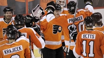 Flyers Advance to Stanley Cup Finals With 4-2 Win Over Canadiens