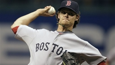 Clay Buchholz, Red Sox Cool Off Rays With 6-1 Win