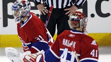 Canadiens Must Choose Between Jaroslav Halak and Carey Price